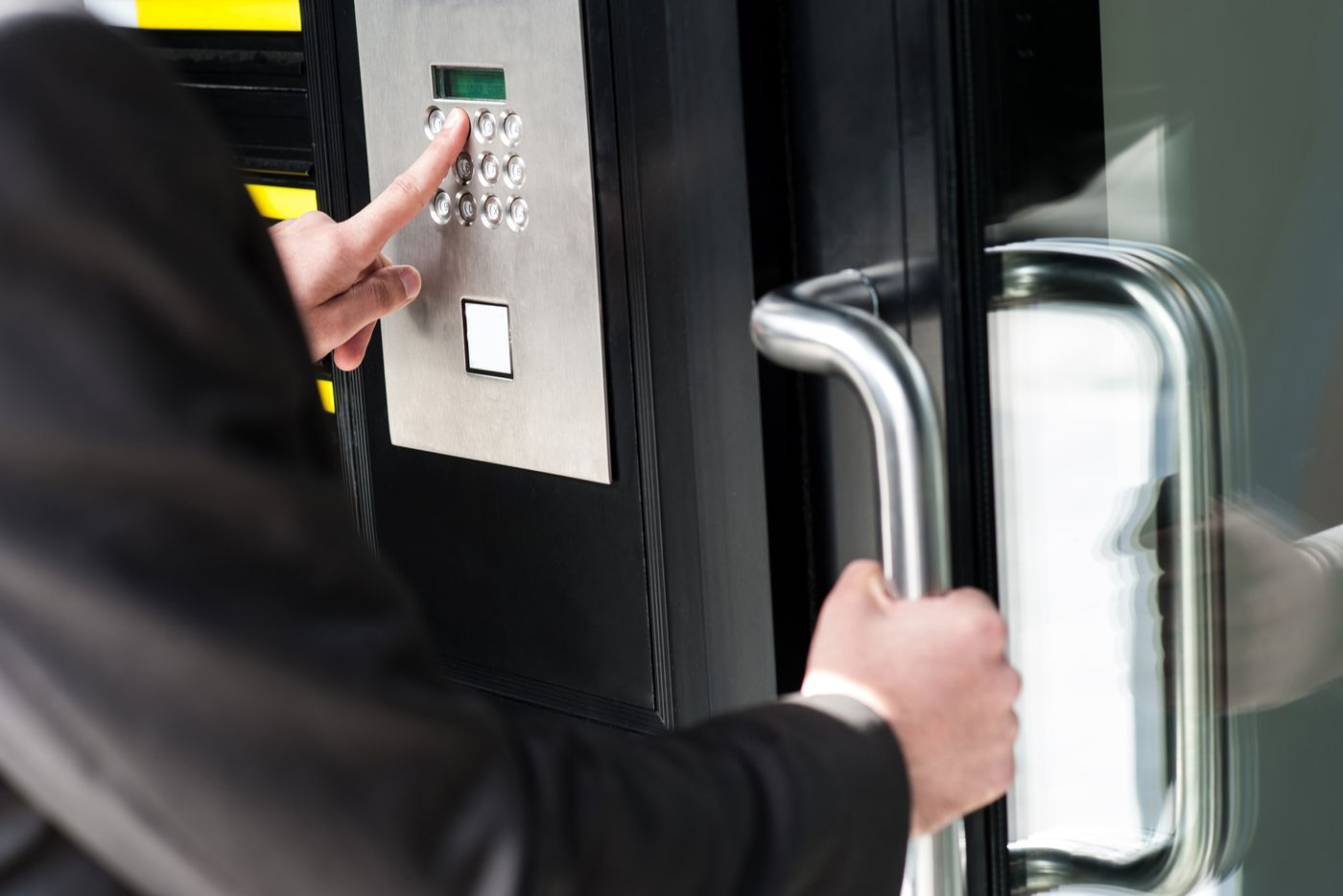 access card security guard service