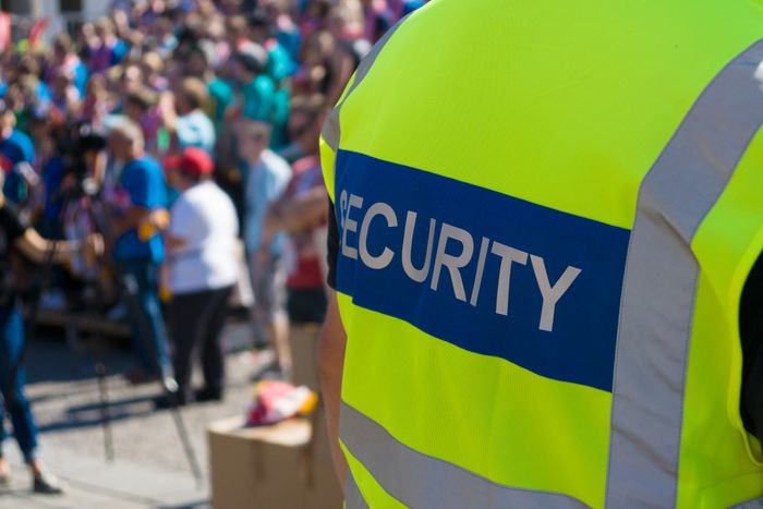 best security guard company for business