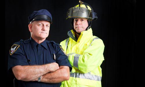 fire watch guards