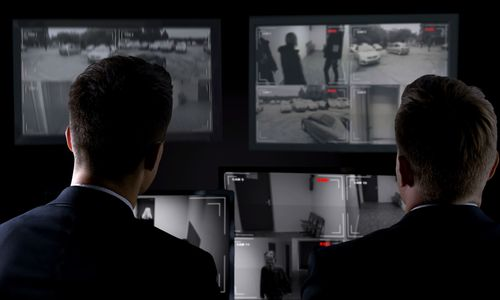 security commercial monitoring