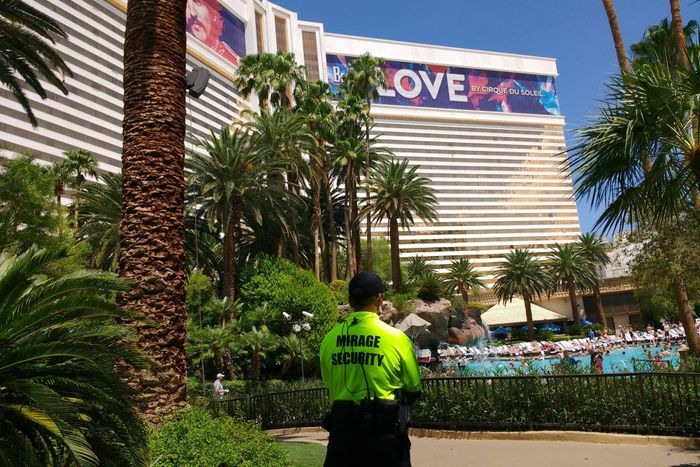 the best casino security guards