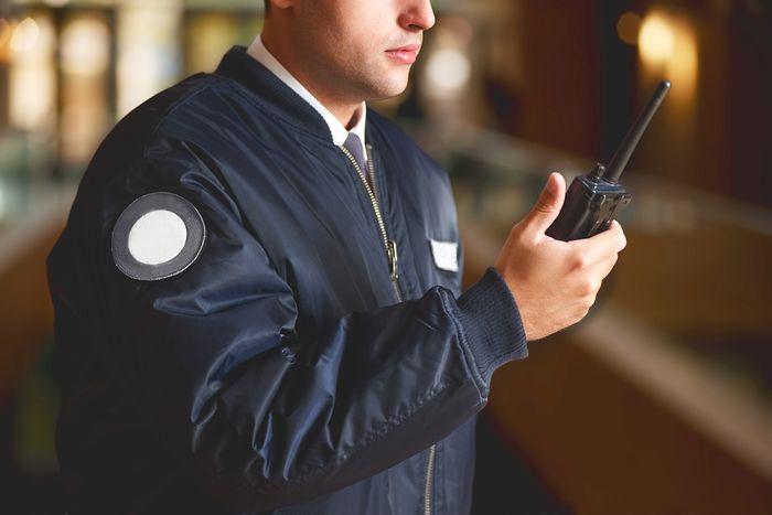 hire business security guard company