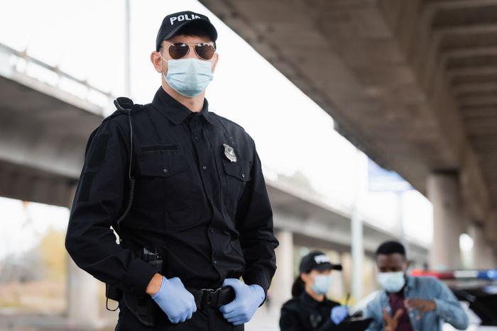 health care security guard service