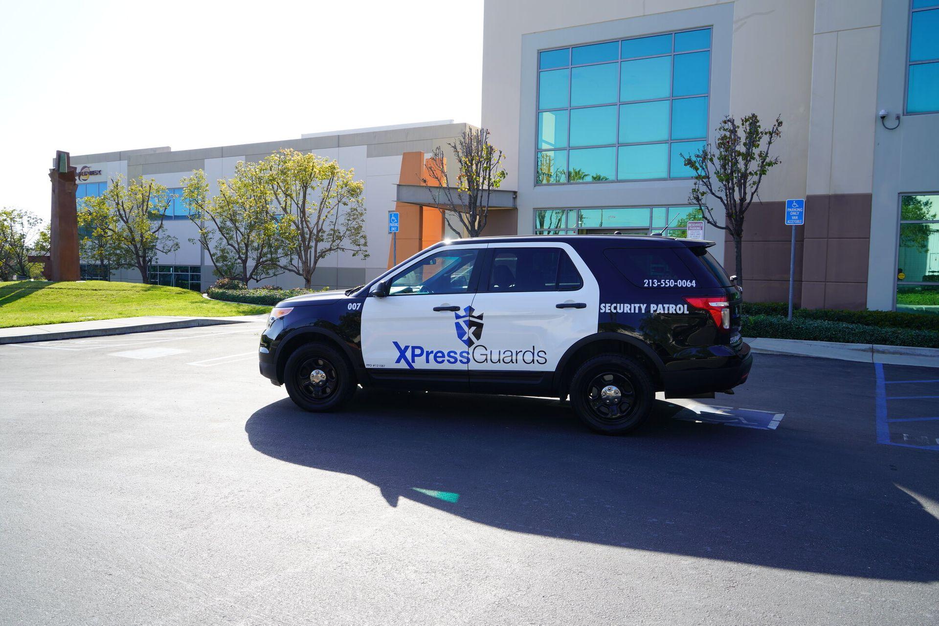 Vehicle Patrol Security